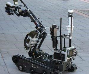 Combat Eng - IED - Robotics